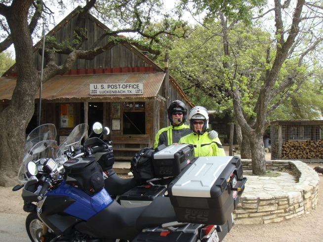 Luckenbach TX April 2011