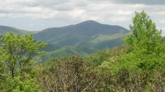 Cold Mountain May 2013