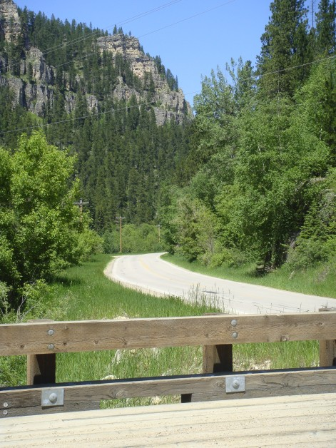 Spearfish Canyon SD June 2010