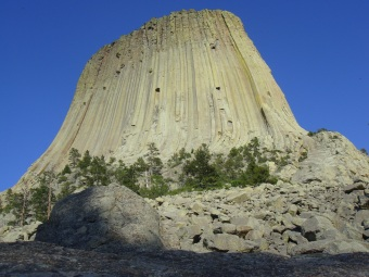 Devil's tower WY June 2010