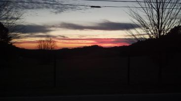 Sunset North Georgia
