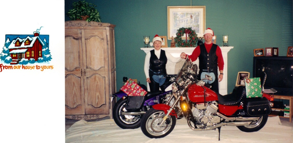 Christmas Card 1999