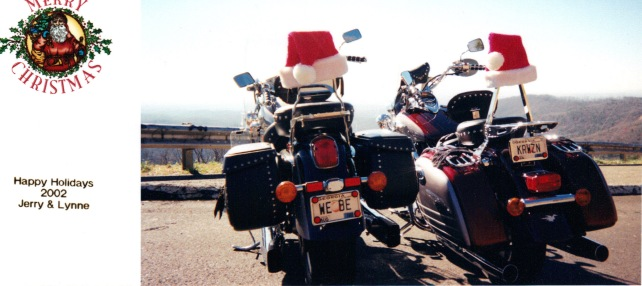 Christmas Card 2002
