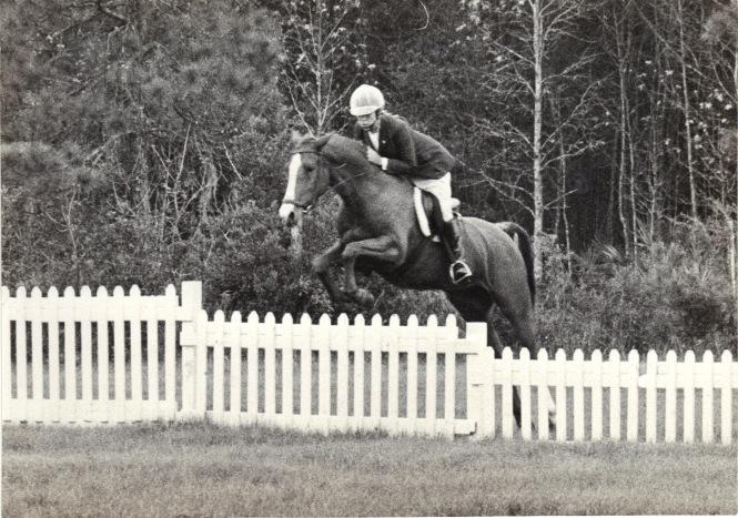 1975 Hunter Jumper class