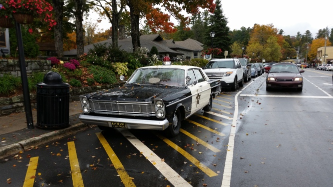 Is this Blowing Rock, or Mayberry?