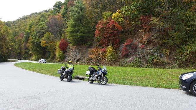 BRP fabulous fall color