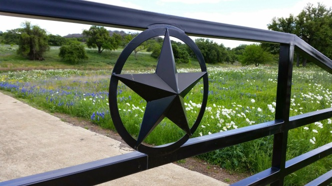 The ever-present Texas Star