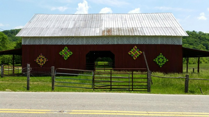 Barn quilts...sigh.