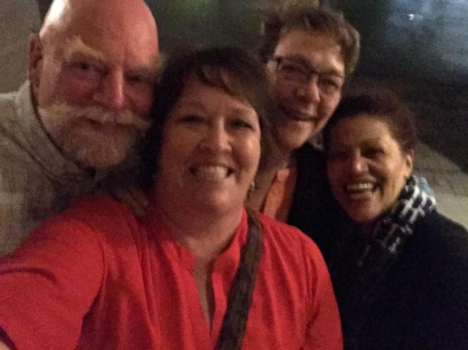 Obligatory group selfie!