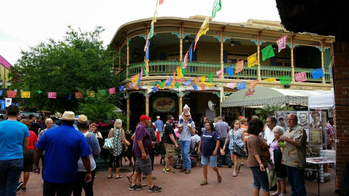 Adventures in Texas – Fiesta in San Antonio – Part 1