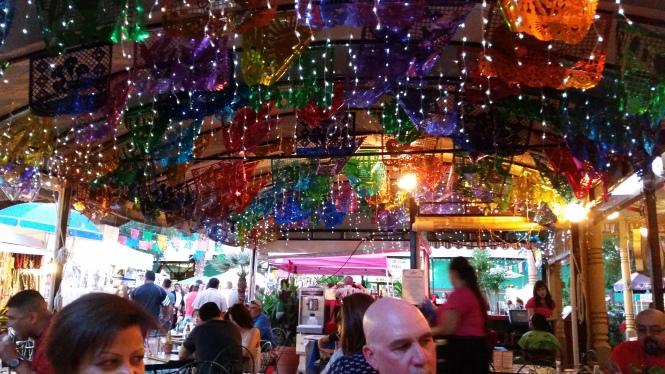 Festive Fiesta decorations