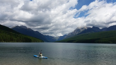 Spectacular Bowman Lake