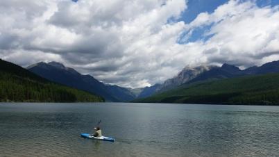Spectacular Bowman Lake