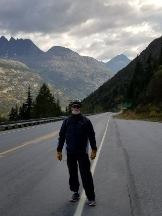 My love on the Klondike Highway