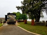 Our premium site on Lake LBJ