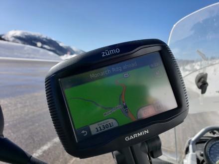11,301 feet! :-O